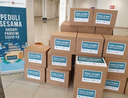 RSD Wisma Atlet Terus Dapat Bantuan Logistik dari Berbagai Pihak
